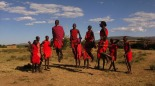 maasai tribe jumping impossibly high
