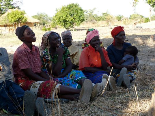Zambian Women (Wikipedia)